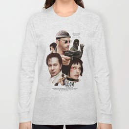 Leon: The Professional Long Sleeve T-shirt