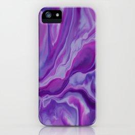 Purp1e iPhone Case
