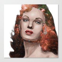 Yvonne's Nebula Canvas Print