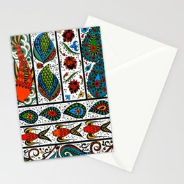 Nishikigoi Stationery Cards