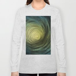 Ethereal Spiral Long Sleeve T-shirt