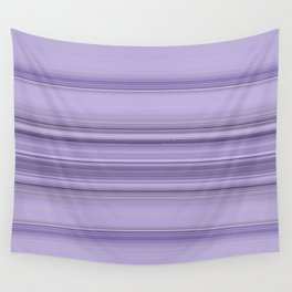 Pantone Purple Stripe Design Wall Tapestry