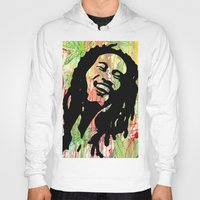 marley Hoodies featuring Marley by Katie Mont