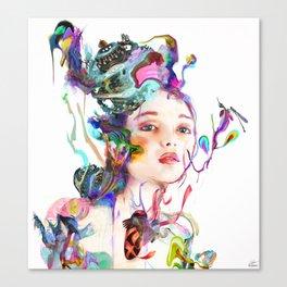 Elsewhere Canvas Print