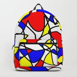Mondrian Sneeze Backpack