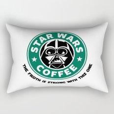 Star Wars Coffee Rectangular Pillow
