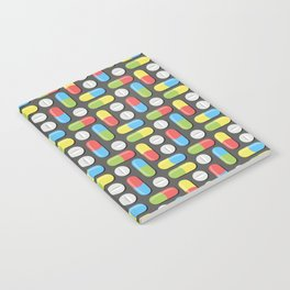 Pills and capsules Notebook