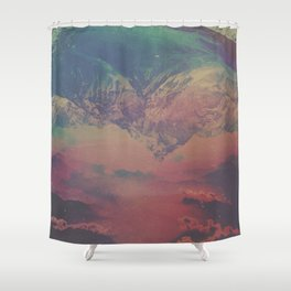 INFLUENCE II Shower Curtain