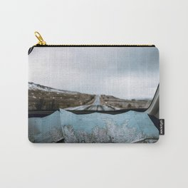 Road Trip IX / Iceland Carry-All Pouch