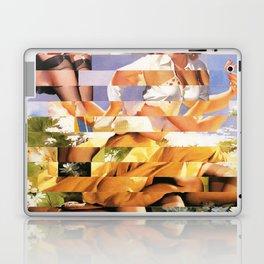 Glitch Pin-Up Redux: Xena Laptop & iPad Skin