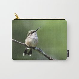 Hummingbird Perch Carry-All Pouch