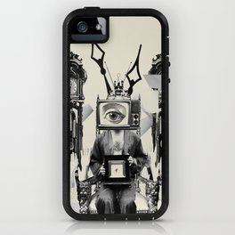 Fig. V - The Hierophant iPhone Case
