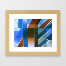 Community USA Framed Art Print