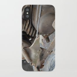 Rusty Harley iPhone Case