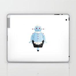 Rosie The Robotic Maid Minimal Sticker Laptop & iPad Skin