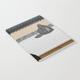 Japanese garden Notebook