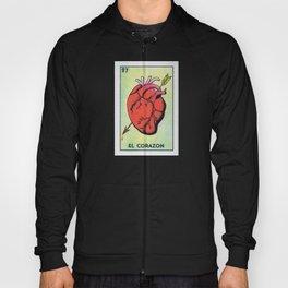 Vintage El Corazon Tarot Card Heart Love Artwork, Design For Prints, Posters, Bags, Tshirts, Hoody