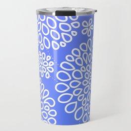 Periwinkle blue or purple Travel Mug