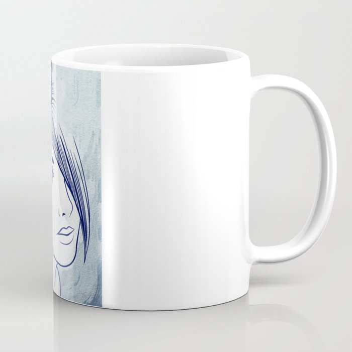 Parrot Girl Coffee Mug