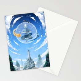 Mastering Elements Stationery Cards
