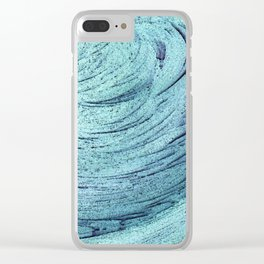 An insignificant maelstrom Clear iPhone Case