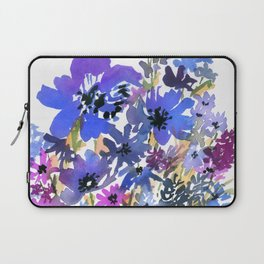 Heavenly Blues and Purples Laptop Sleeve