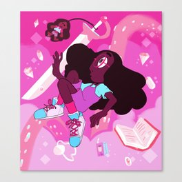 connie Canvas Print