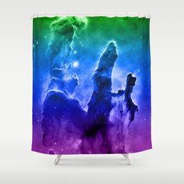 Eagle Nebula MC Shower Curtain