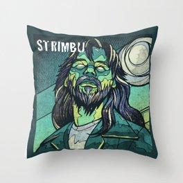 Seger Strimbu Throw Pillow