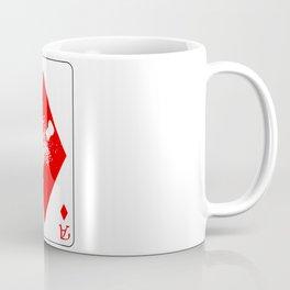 Ace of Diamonds Coffee Mug