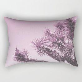 Joshua Tree - Ultraviolet Rectangular Pillow