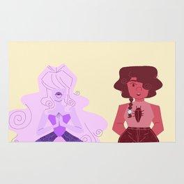 Iris and Rowena Rug
