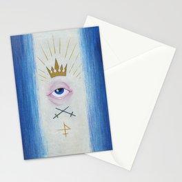 Illuminati : Gaze of Protection Stationery Cards