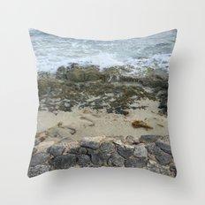OCEAN MIST Throw Pillow