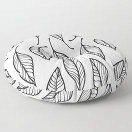 Pattern Play: Botanical Floor Pillow