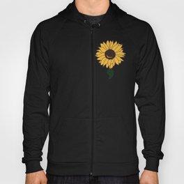 Semicolon Sunflower Hoody