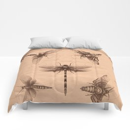 Dark Insect's Black Magic Comforters