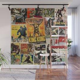 King Kong Wall Mural