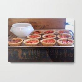 Tomato Pies | Charleston, SC Metal Print