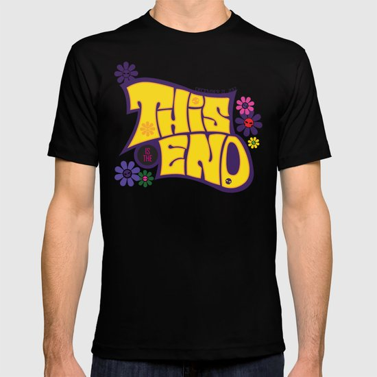 This is THE END T-shirt