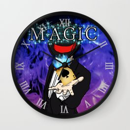 Magic Wall Clock