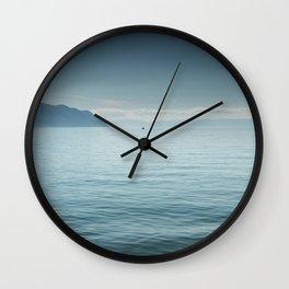 Lake Geneva Wall Clock
