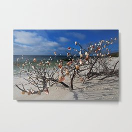 Gasparilla Gallantry Metal Print