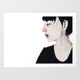 Pierced Art Print