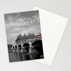 Westminster Bridge and Big Ben Stationery Cards