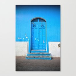 Superazul Canvas Print