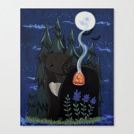 Wilderness Dreams Canvas Print