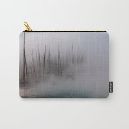 Steamy Hot Spring in Yellowstone Carry-All Pouch