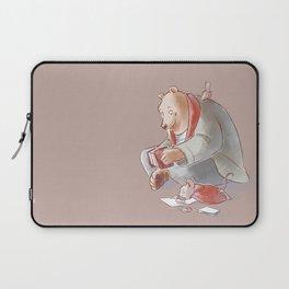 Ernest et Celestine Laptop Sleeve