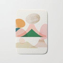 Abstraction_Balances_003 Bath Mat